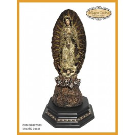 37-9 VIRGEN GUADALUPE CONCHA CHICA