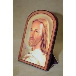 Mini bolo base de cartón Dios nos Ama 6x9cm